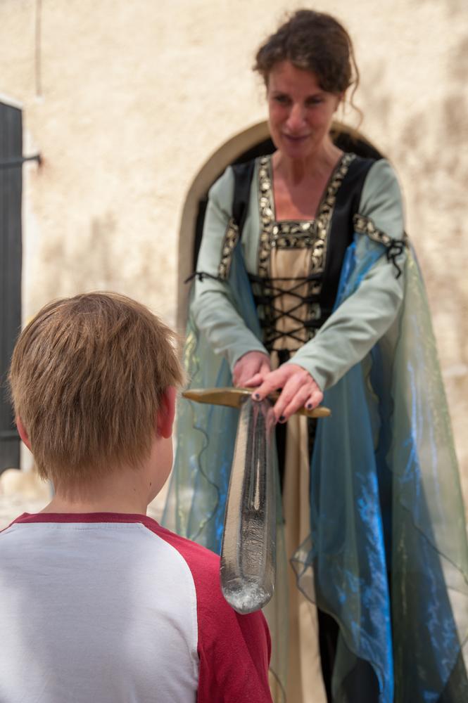 Ernennung zum Ritter
